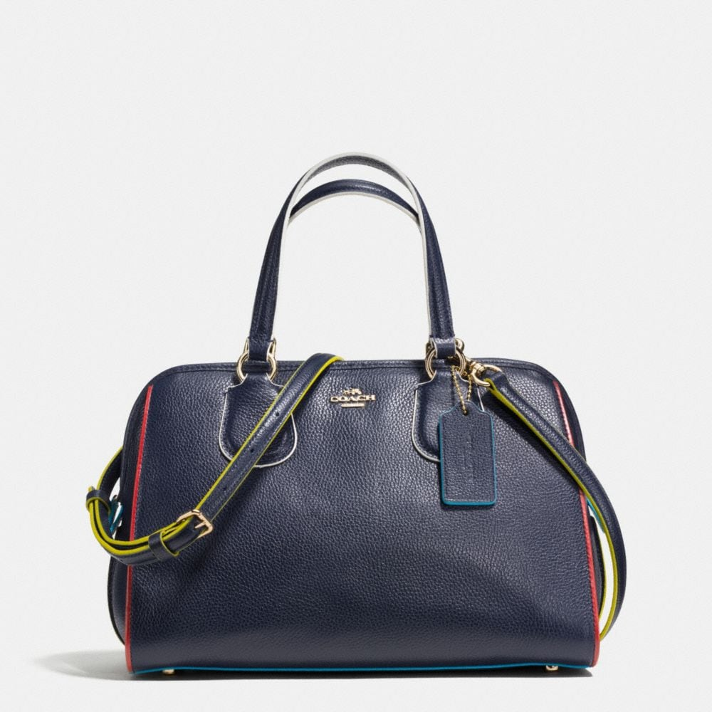 NOLITA SATCHEL IN EDGESTAIN LEATHER