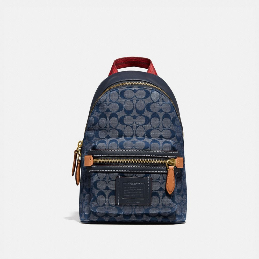 Academy Pack In Signature Chambray