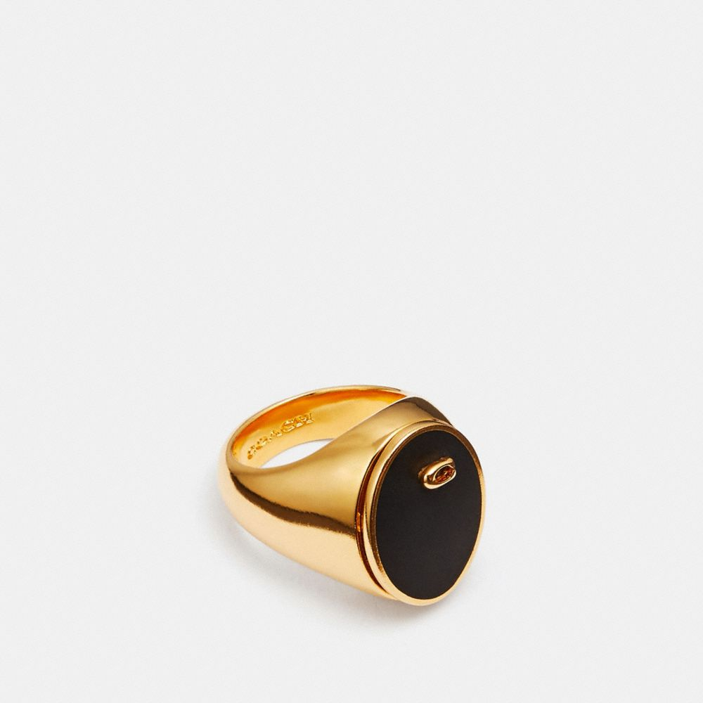 Coach Mood Ring