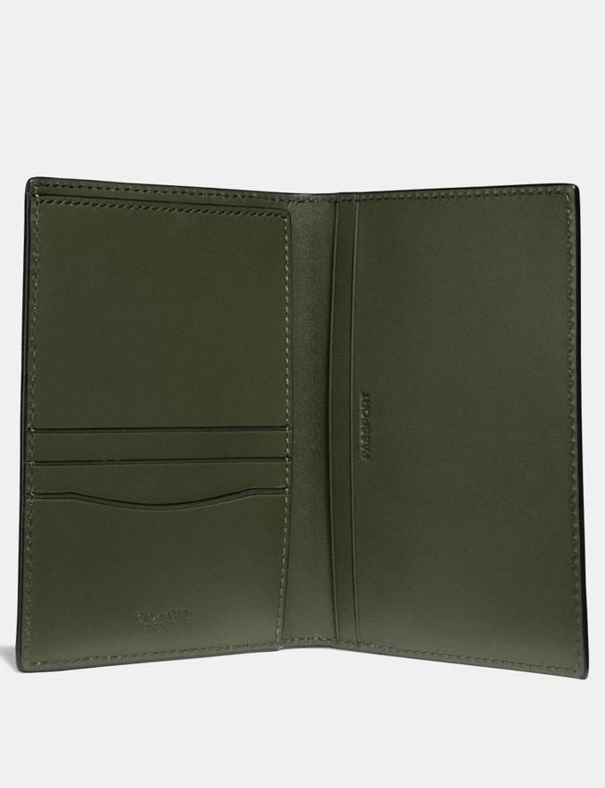 Coach Passport Case Glade SALE Men's Sale Alternate View 1