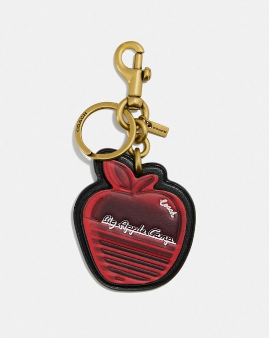 BIG APPLE CAMP BAG CHARM