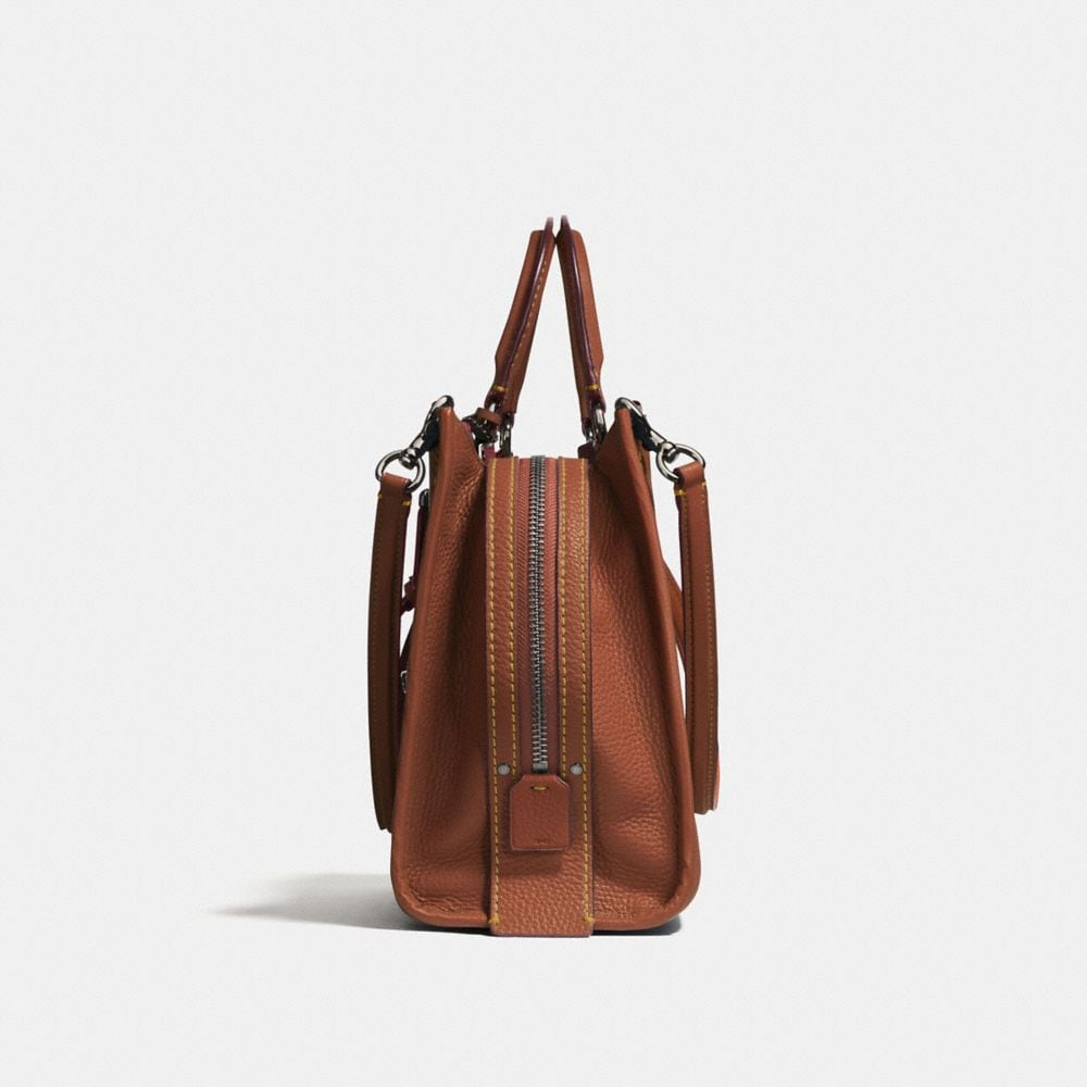 Rogue Bag in Glovetanned Pebble Leather - Autres affichages A1