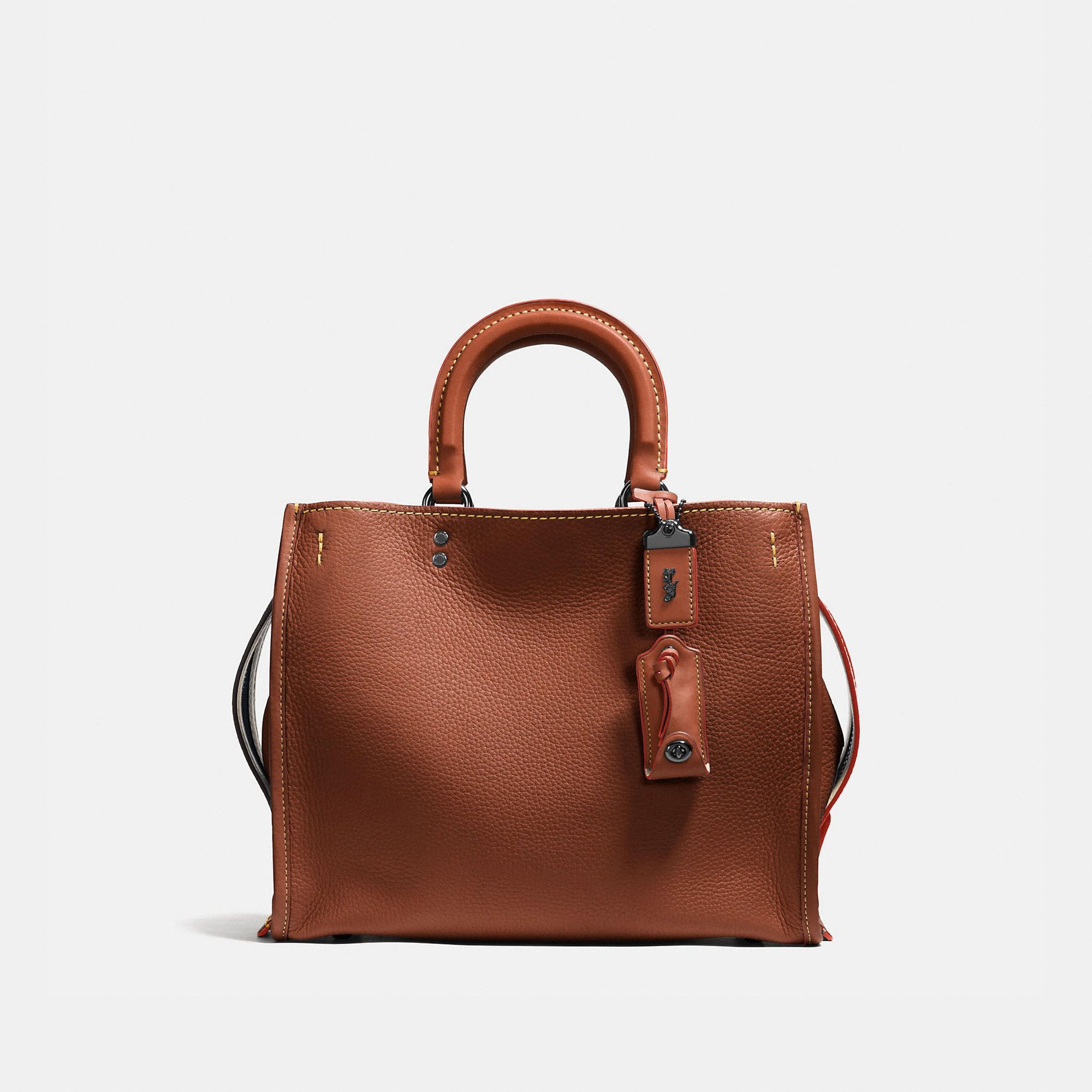 Coach 1941 Rogue Bag In Glovetanned Pebble Leather