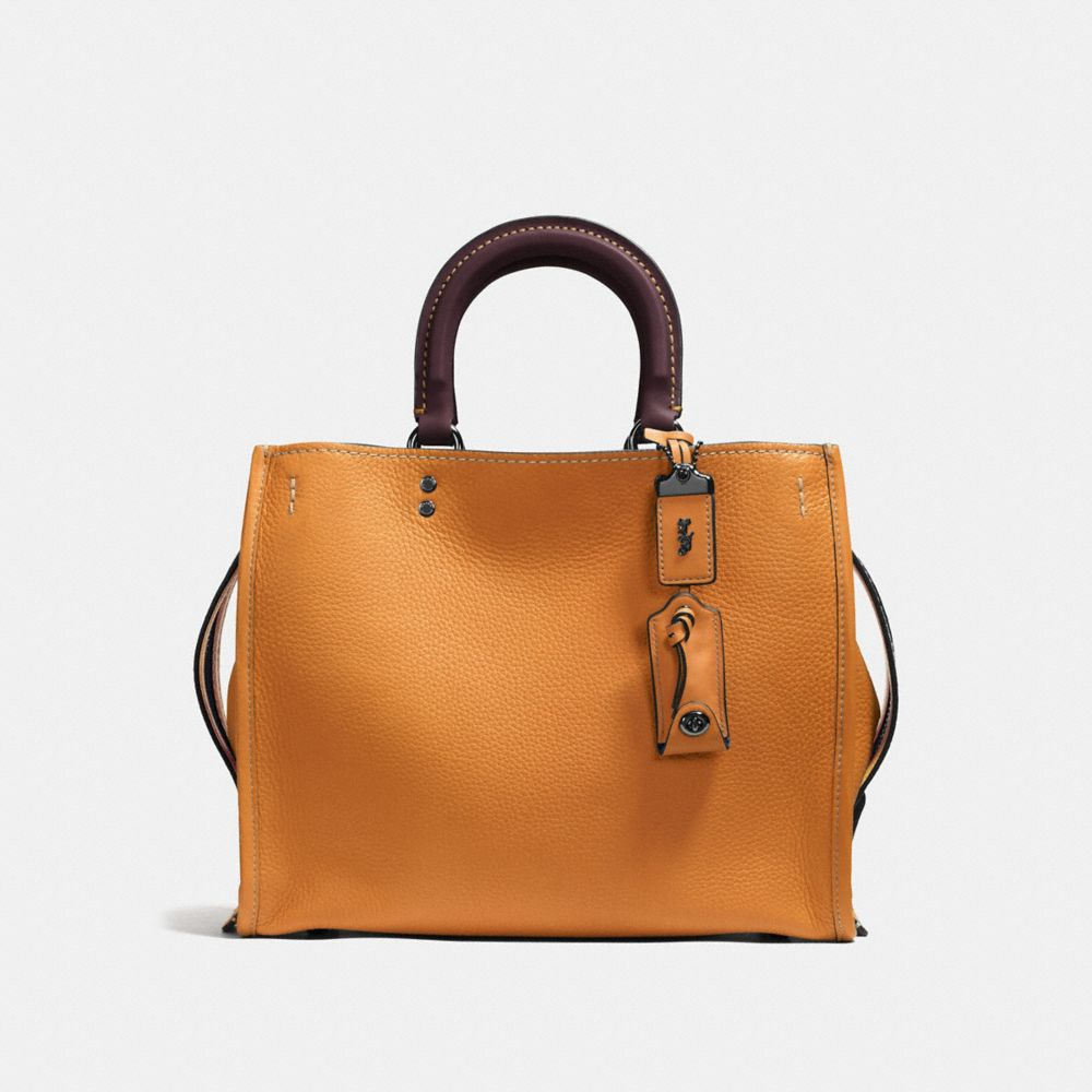 ROGUE BAG IN GLOVETANNED LEATHER