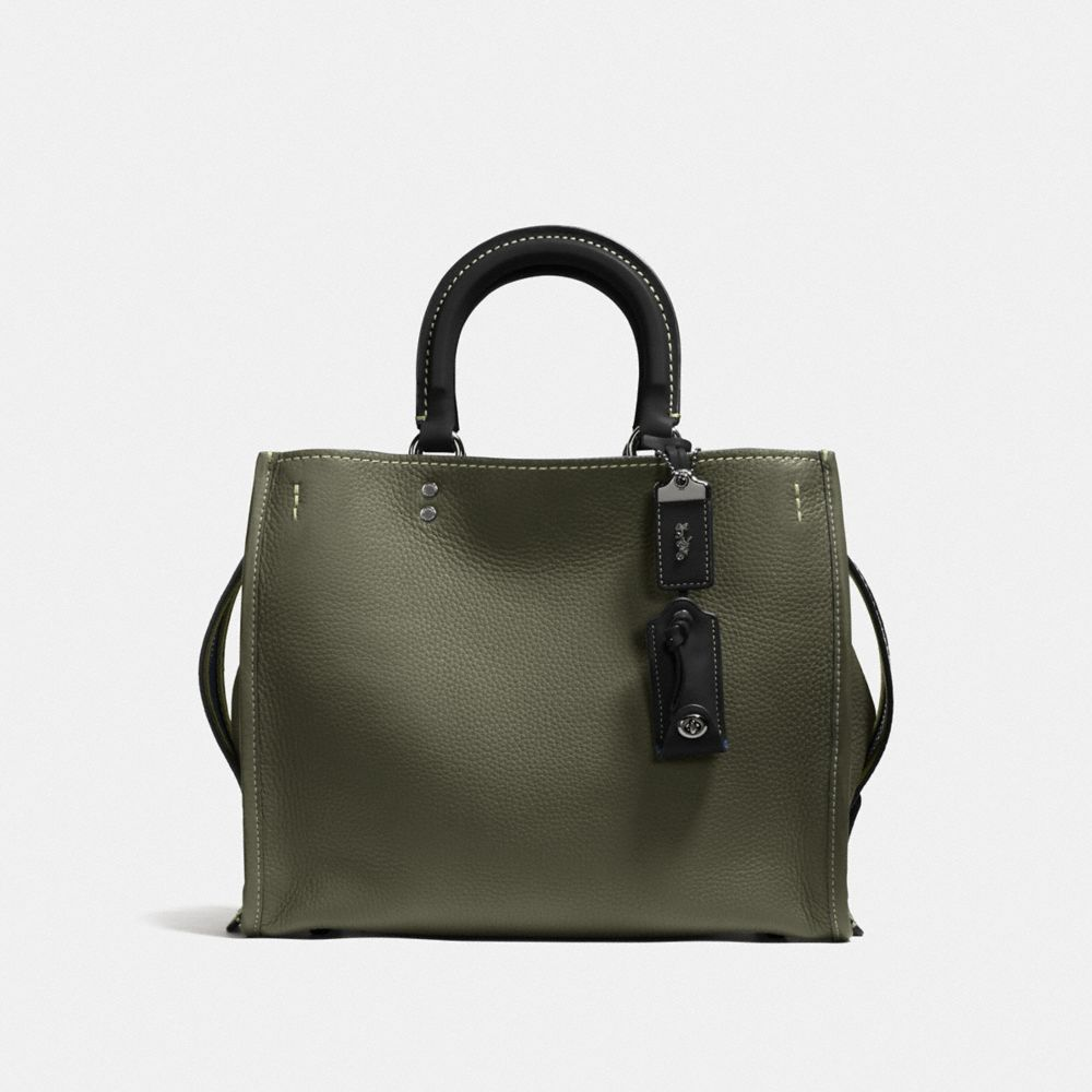 ROGUE IN GLOVETANNED PEBBLE LEATHER