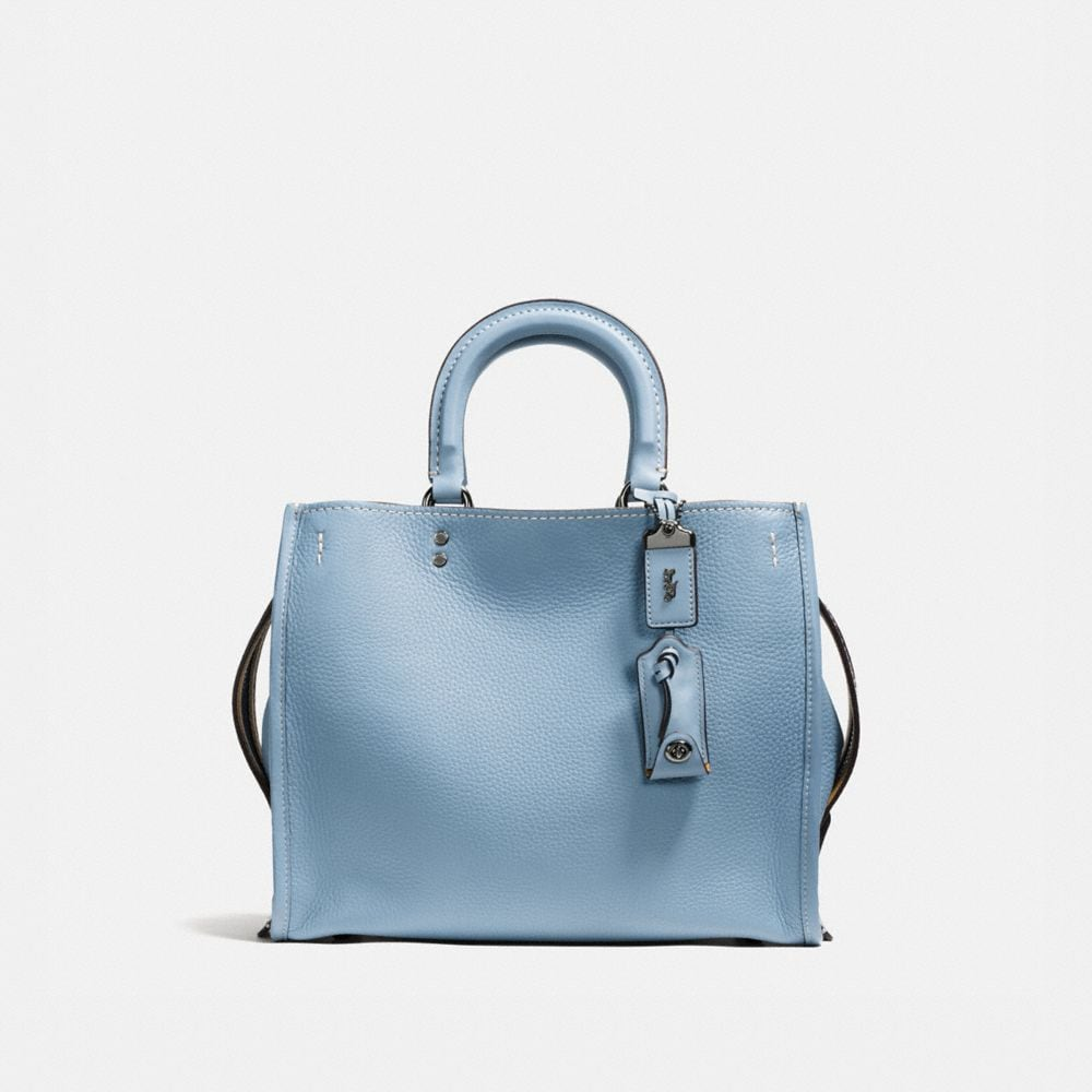 Rogue Bag in Glovetanned Pebble Leather