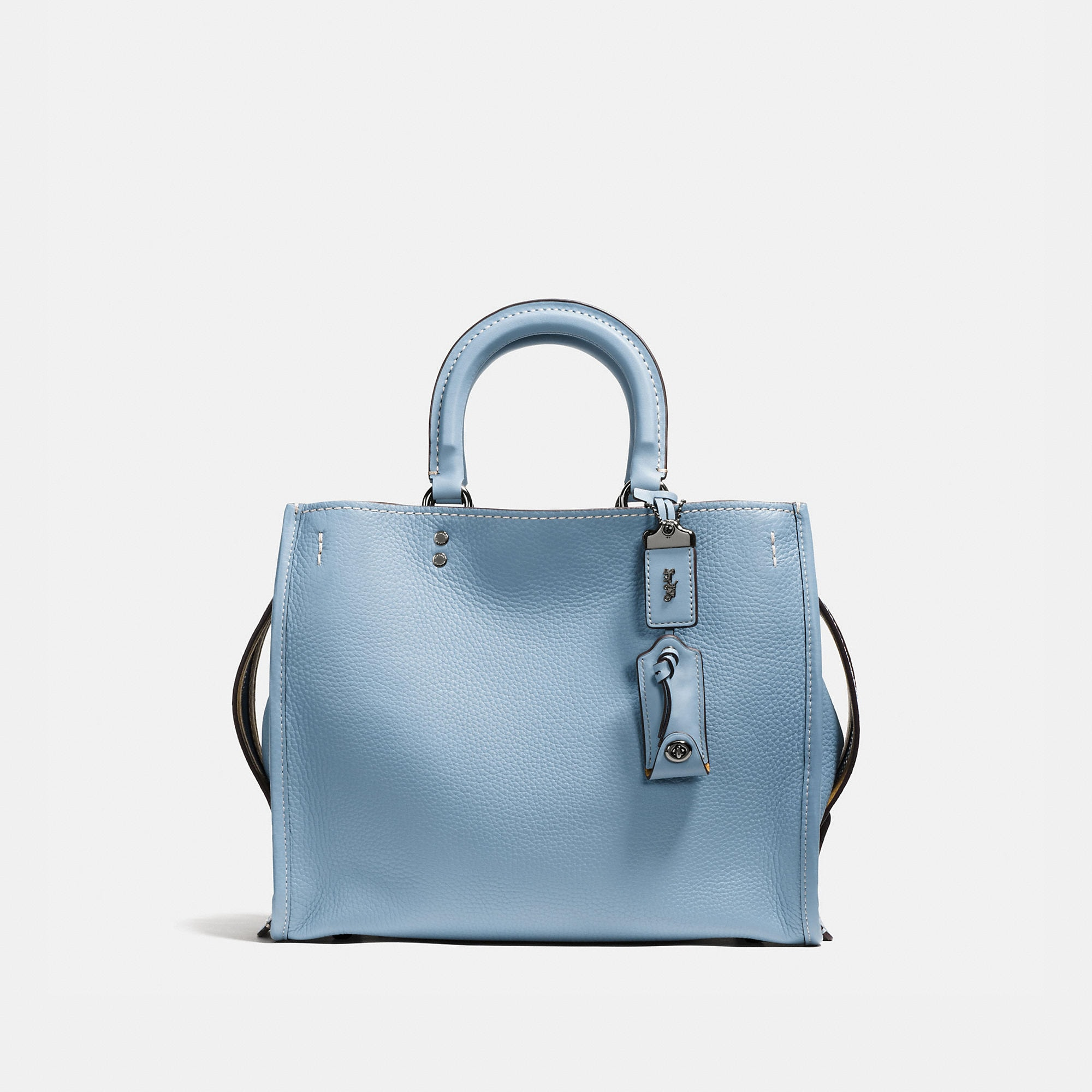 Coach Rogue Bag In Glovetanned Pebble Leather