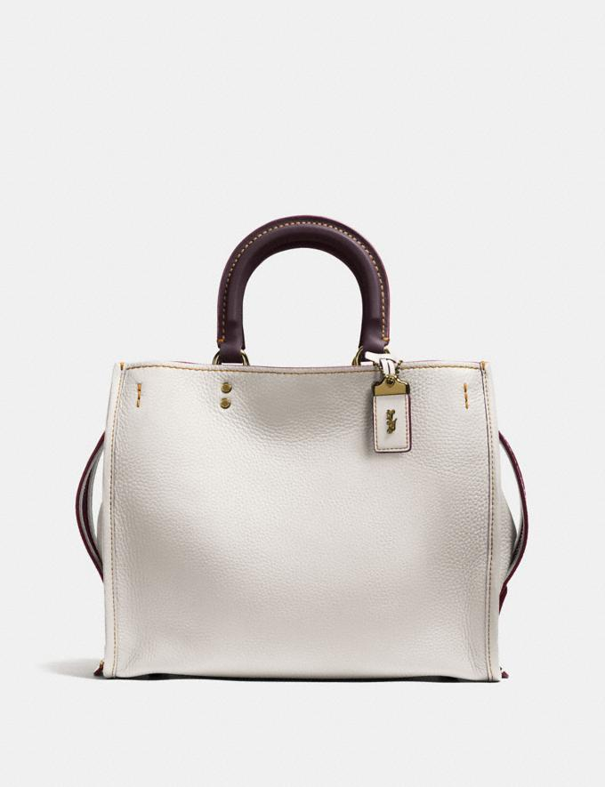 Coach Rogue Brass/Chalk SUMMER SALE Women's Sale New to Sale New to Sale
