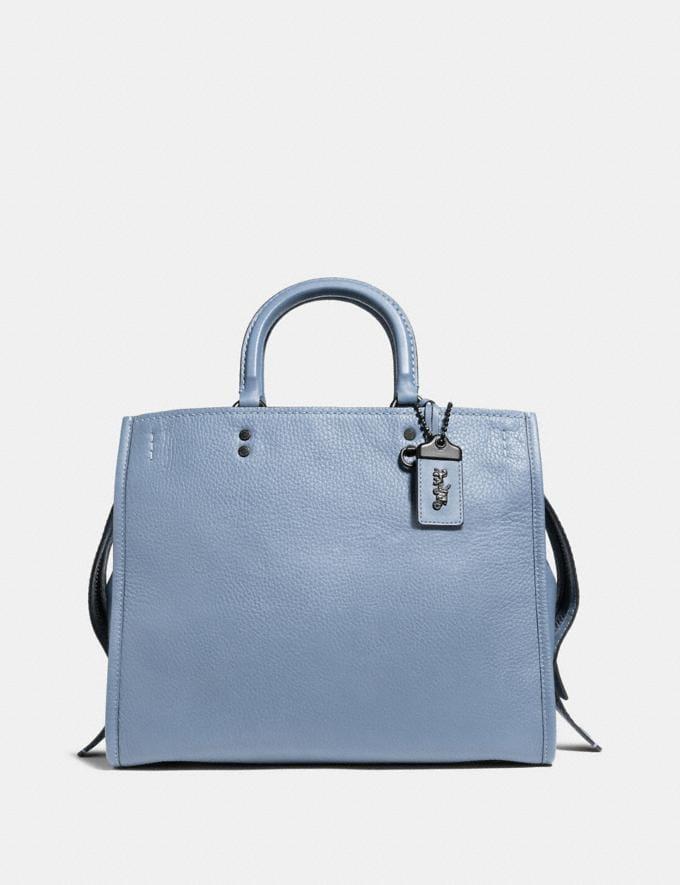 Coach Rogue Slate/Pewter Women Bags Shoulder Bags