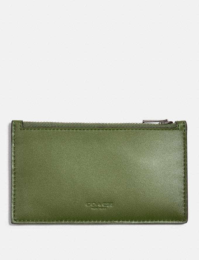 Coach Zip Card Case Glade Gifts For Him Bestsellers