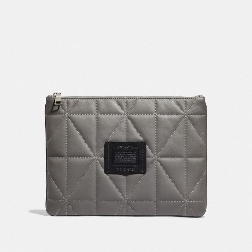 heather grey/black/nickel