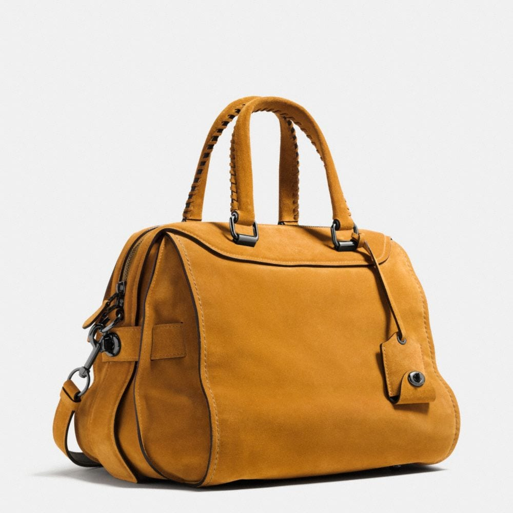 ACE SATCHEL 28 IN SUEDE - Alternate View A2