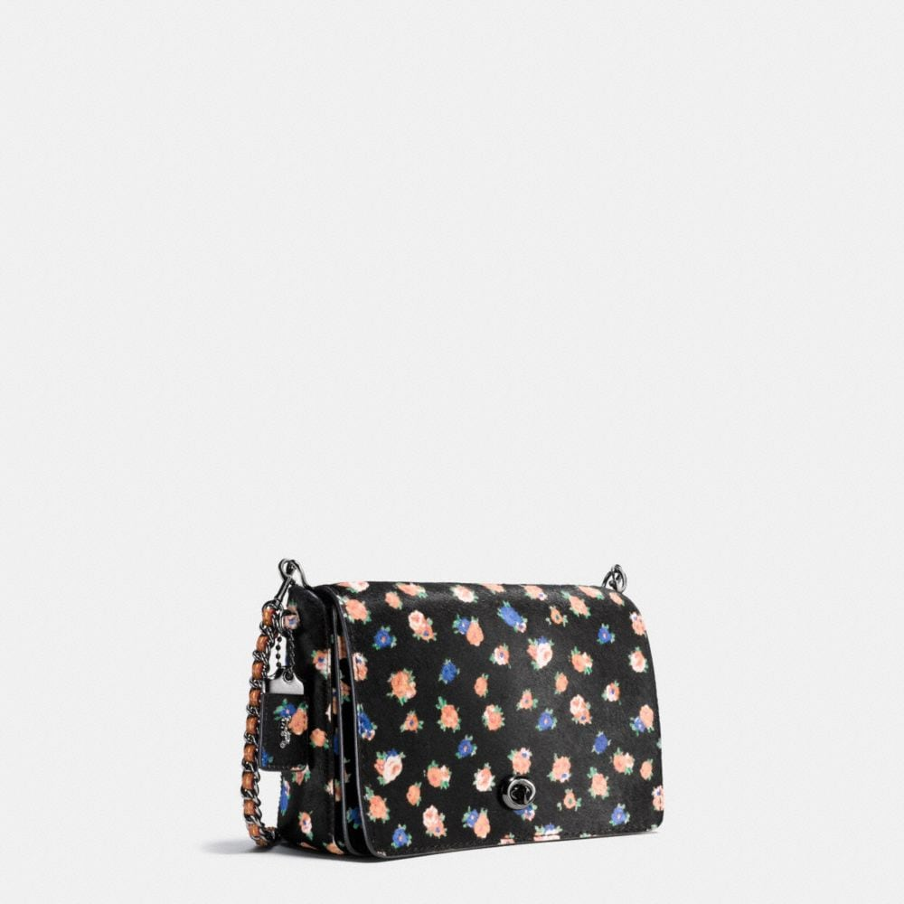DINKY CROSSBODY 24 IN PRINTED HAIRCALF - Autres affichages A2