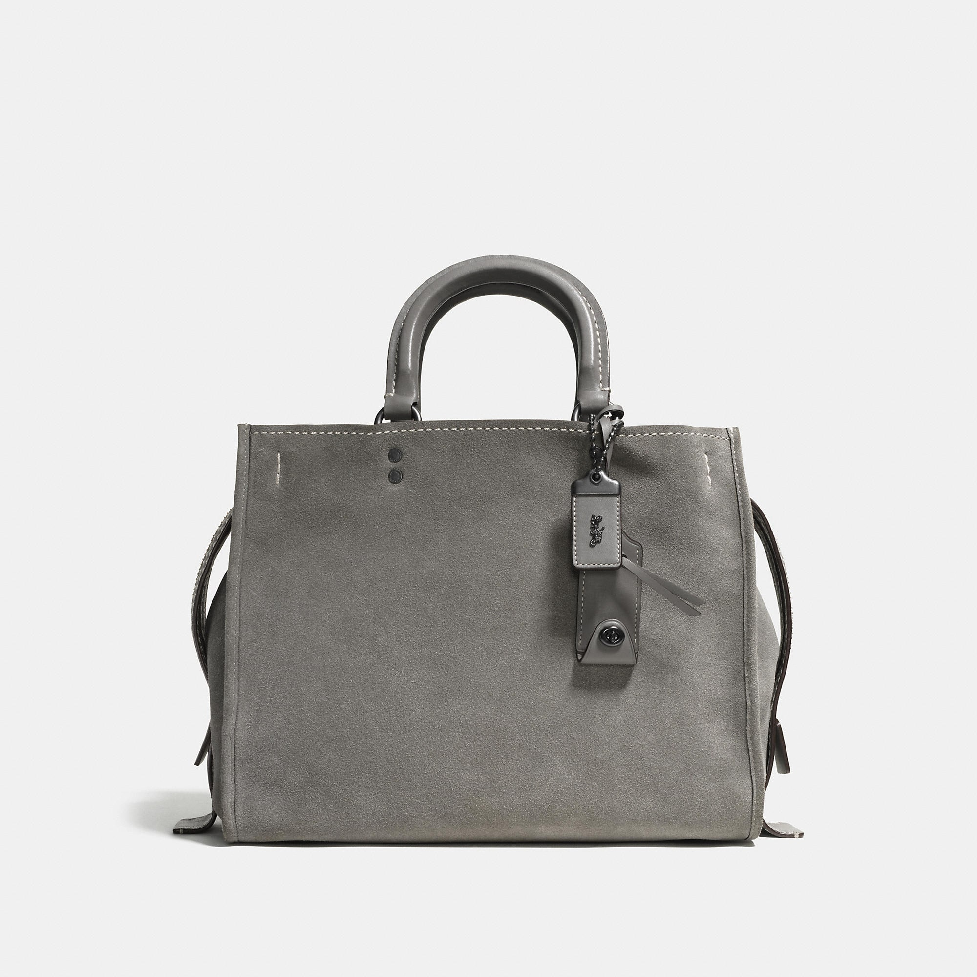 Coach 1941 Rogue Bag In Suede