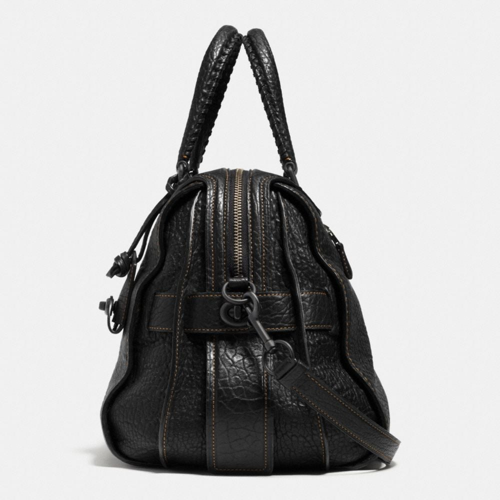 Ace Satchel 28 in Glovetanned Leather - Autres affichages A1