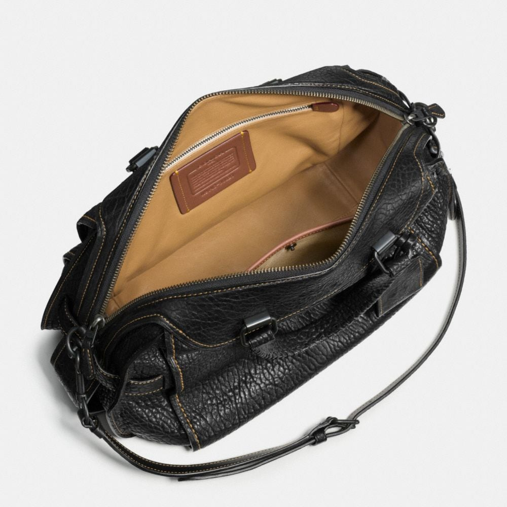 Ace Satchel 28 in Glovetanned Leather - Autres affichages A3