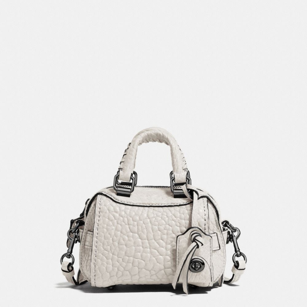 ACE SATCHEL 14 IN GLOVETANNED LEATHER