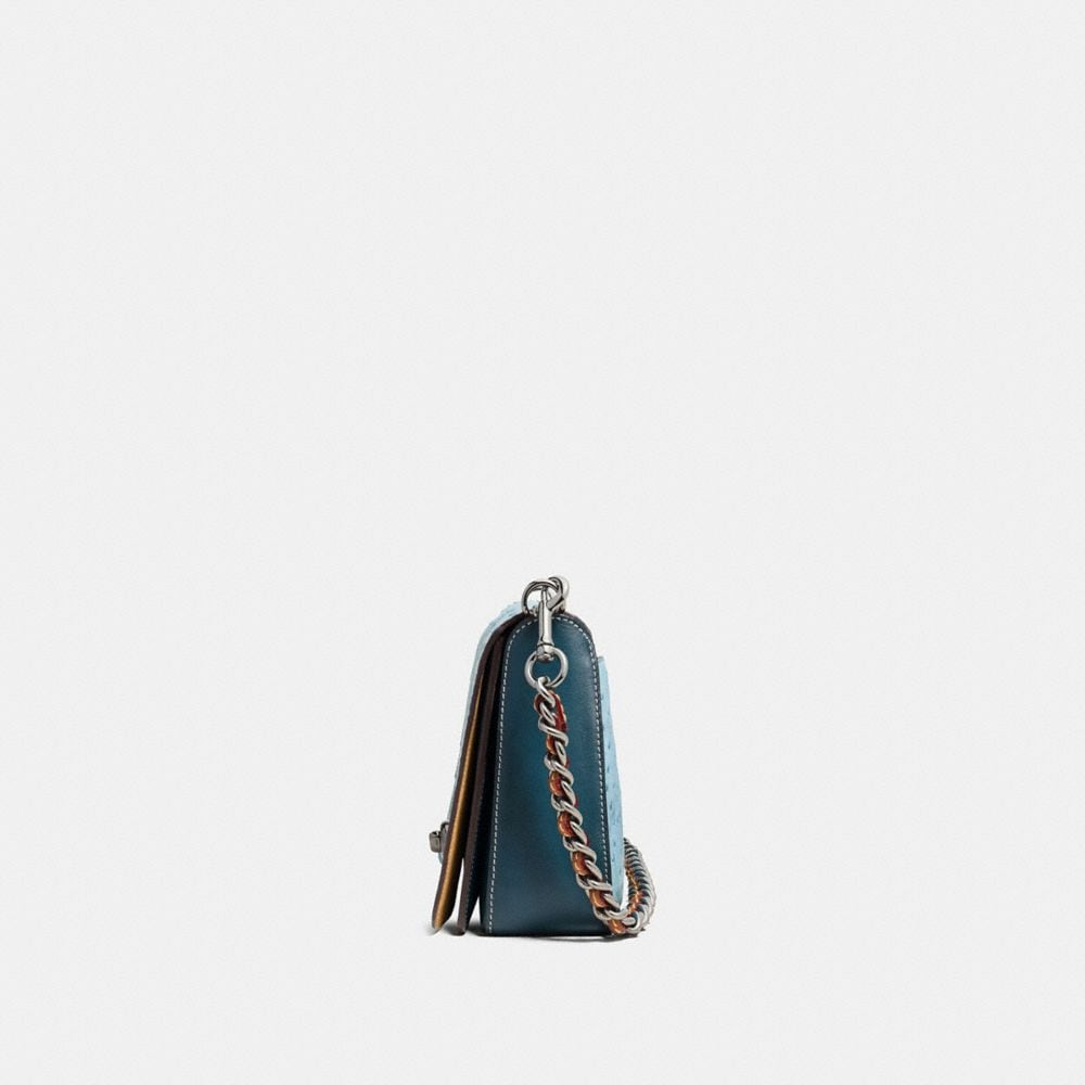 Dinky Crossbody 24 in Ostrich - Autres affichages A1