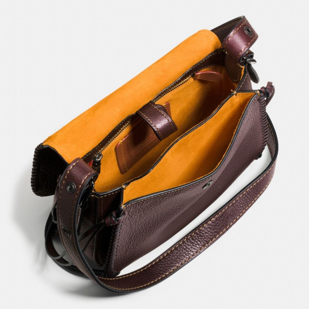 Saddle Bag 23 in Whiplash Leather - Alternate View A4