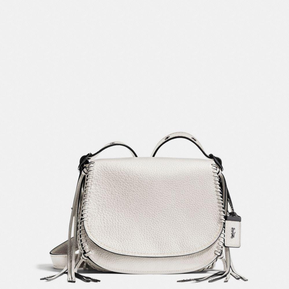 Saddle Bag 23 in Whiplash Leather