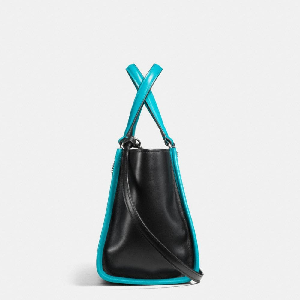 Mini Crosby Carryall in Colorblock Leather - Alternate View A1