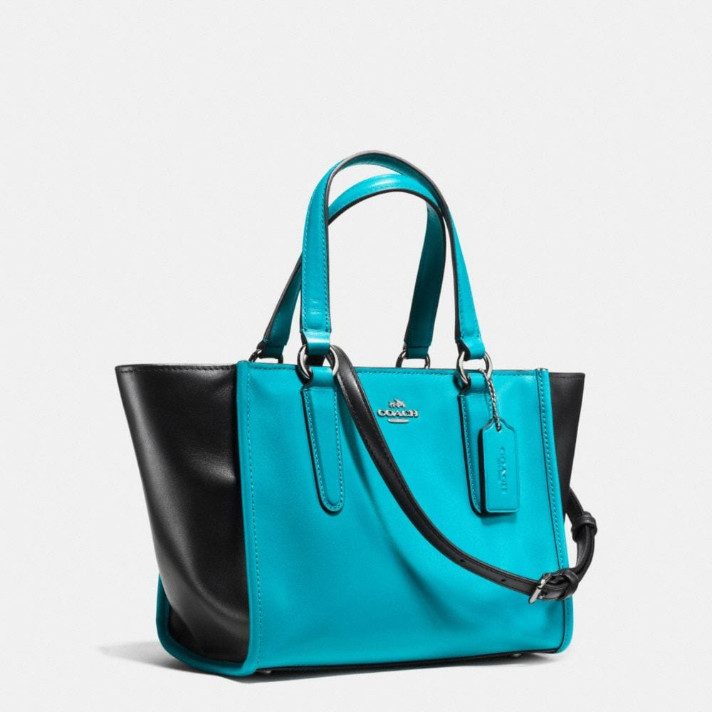 Mini Crosby Carryall in Colorblock Leather - Alternate View A2