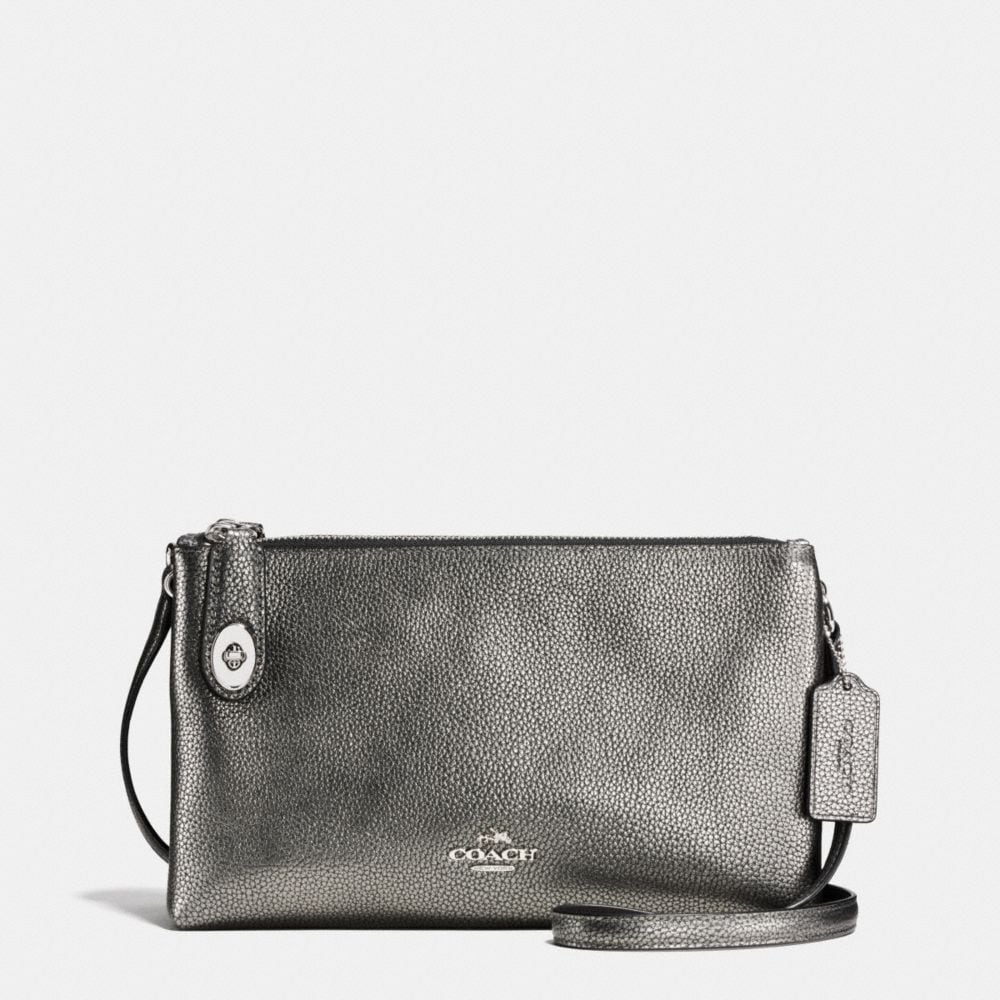 CROSBY CROSSBODY IN PEBBLE LEATHER