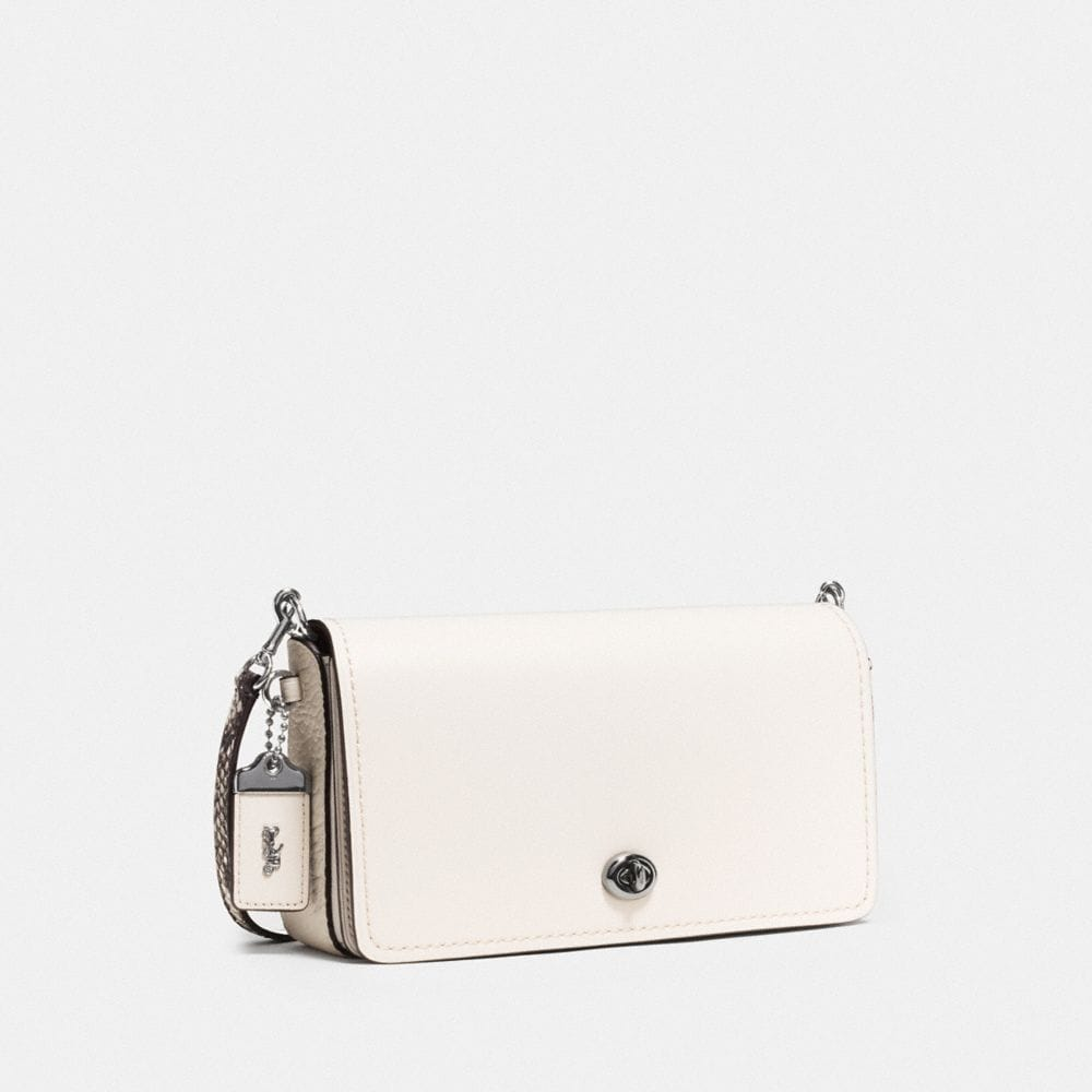 Dinky Crossbody in Colorblock Python - Alternate View A2