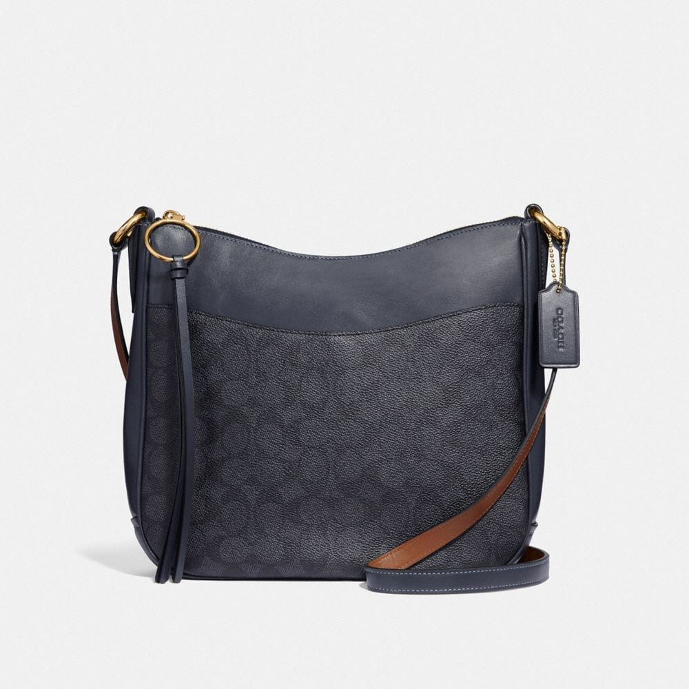 charcoal/midnight navy/gold