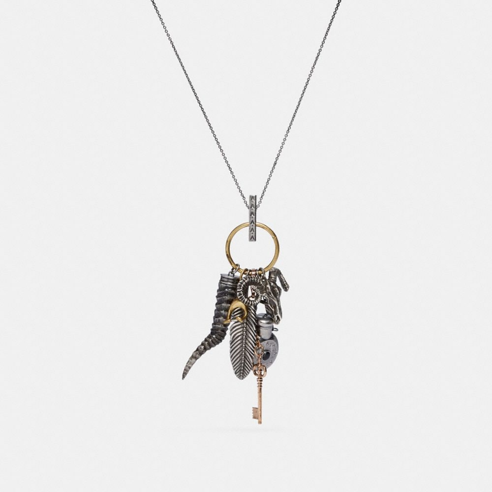 WESTERN CHARM NECKLACE