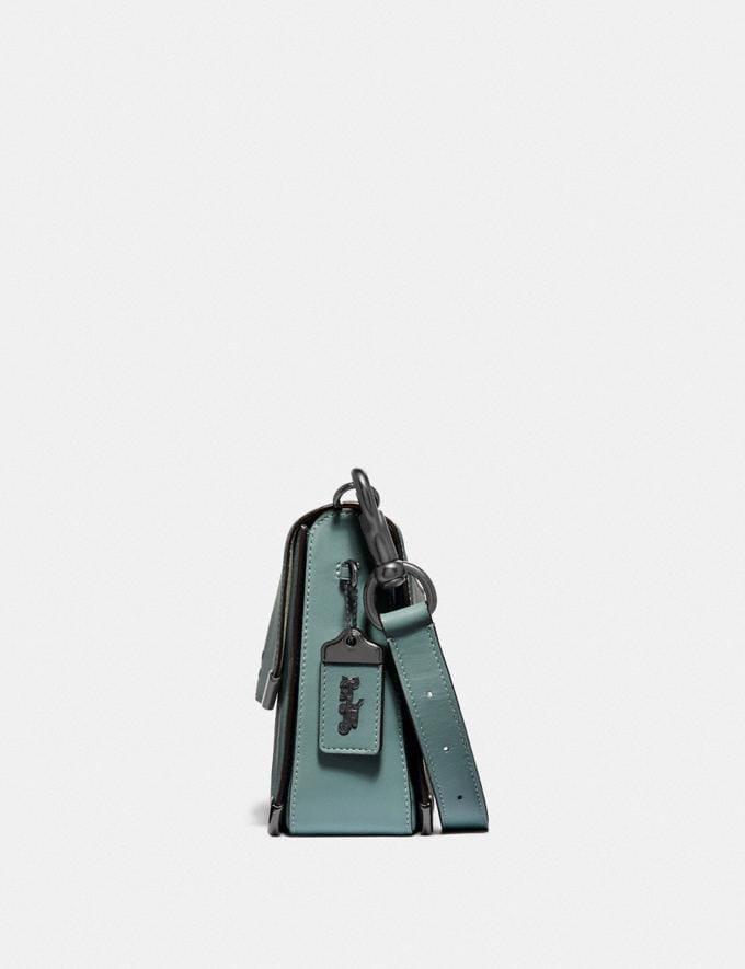Coach Cooper Shoulder Bag Sage/Pewter Women Bags Alternate View 1