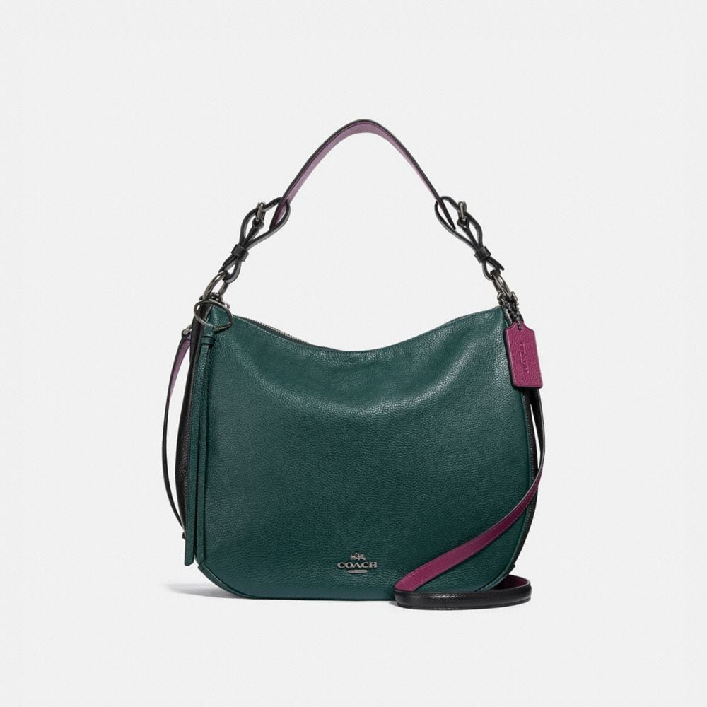 Coach Sutton Hobo in Colorblock