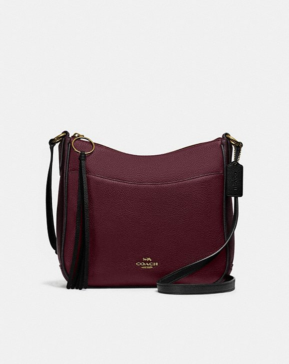 Coach CHAISE CROSSBODY IN COLORBLOCK