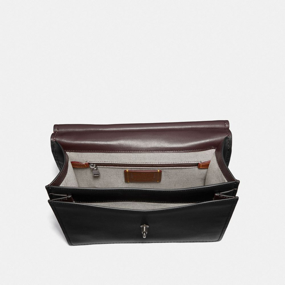 Coach Willis Top Handle in Colorblock Alternate View 2