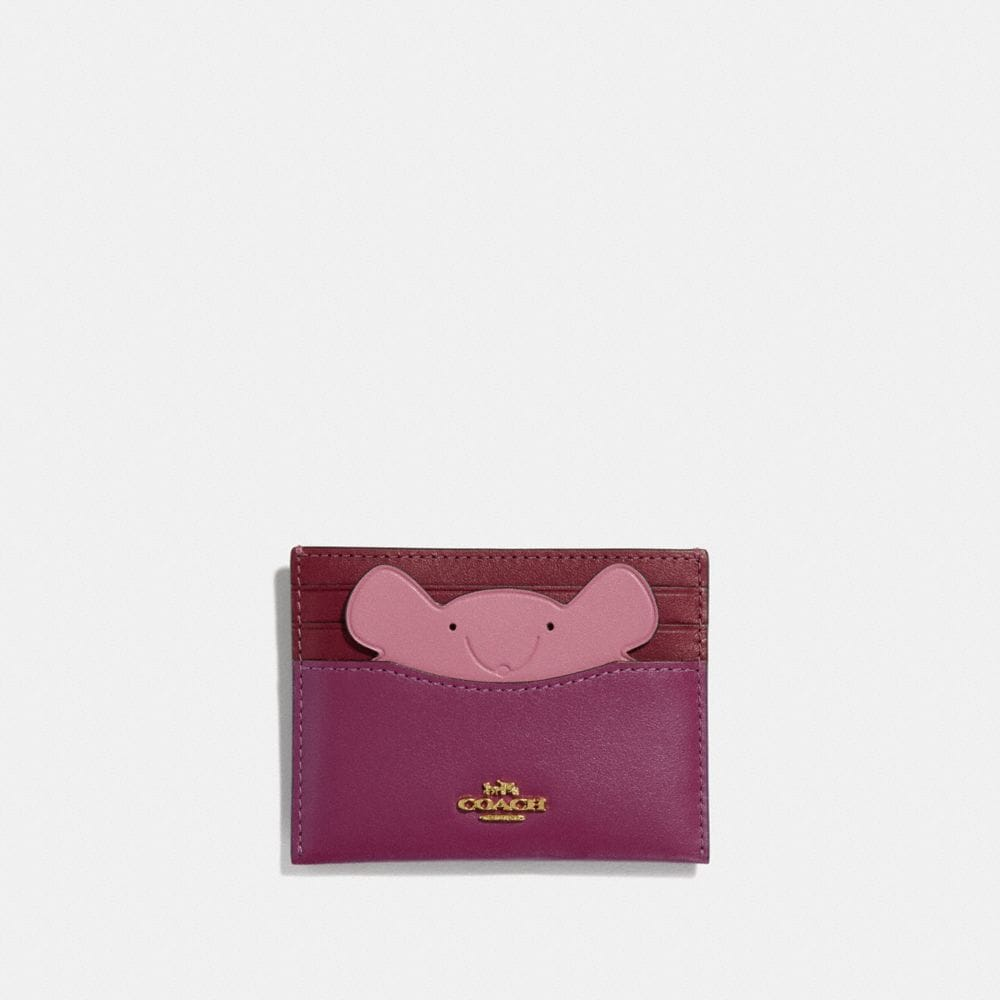CARD CASE WITH MOUSE
