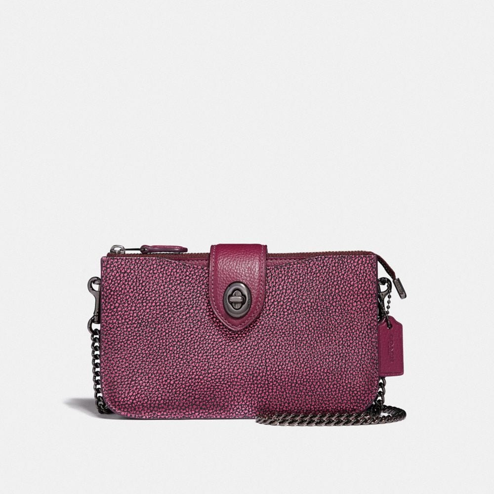 TURNLOCK CROSSBODY IN COLORBLOCK