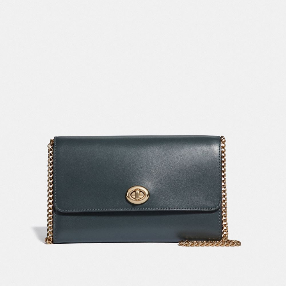 MARLOW TURNLOCK CHAIN CROSSBODY