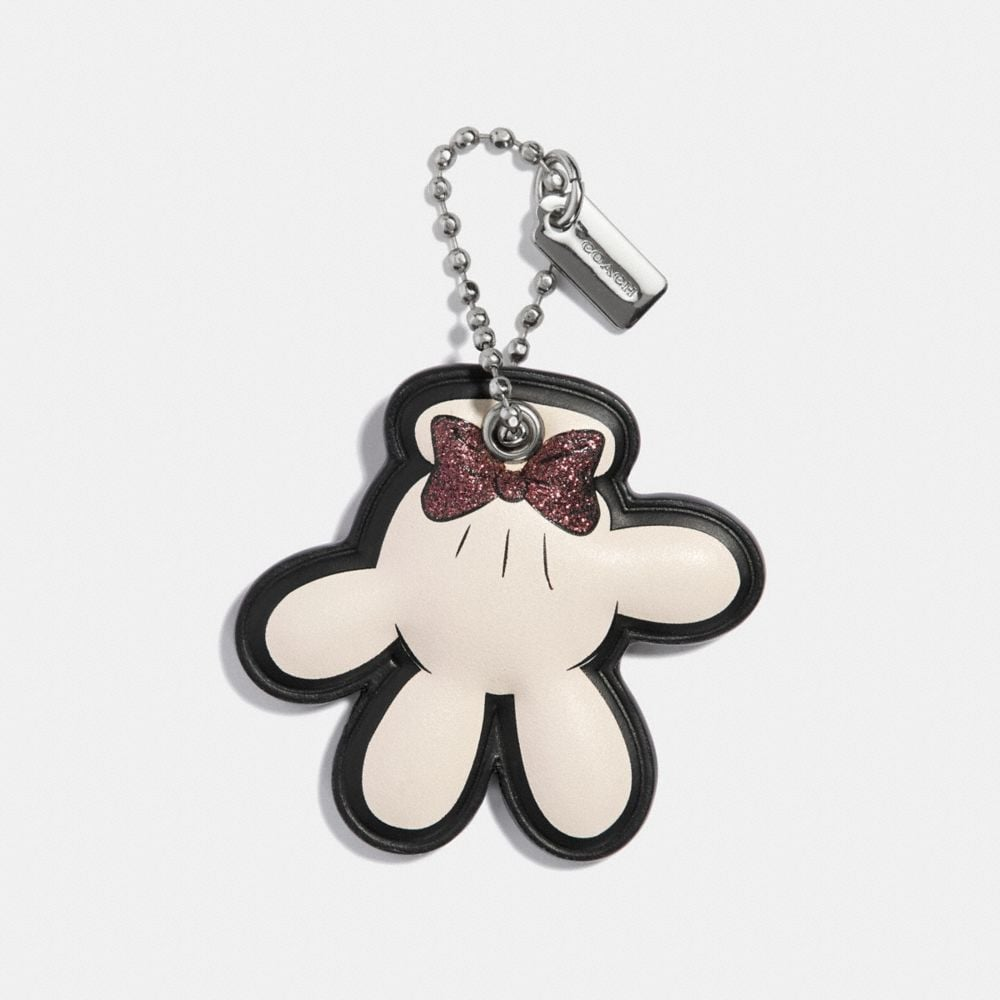 BOXED MINNIE MOUSE GLOVE HANGTAG