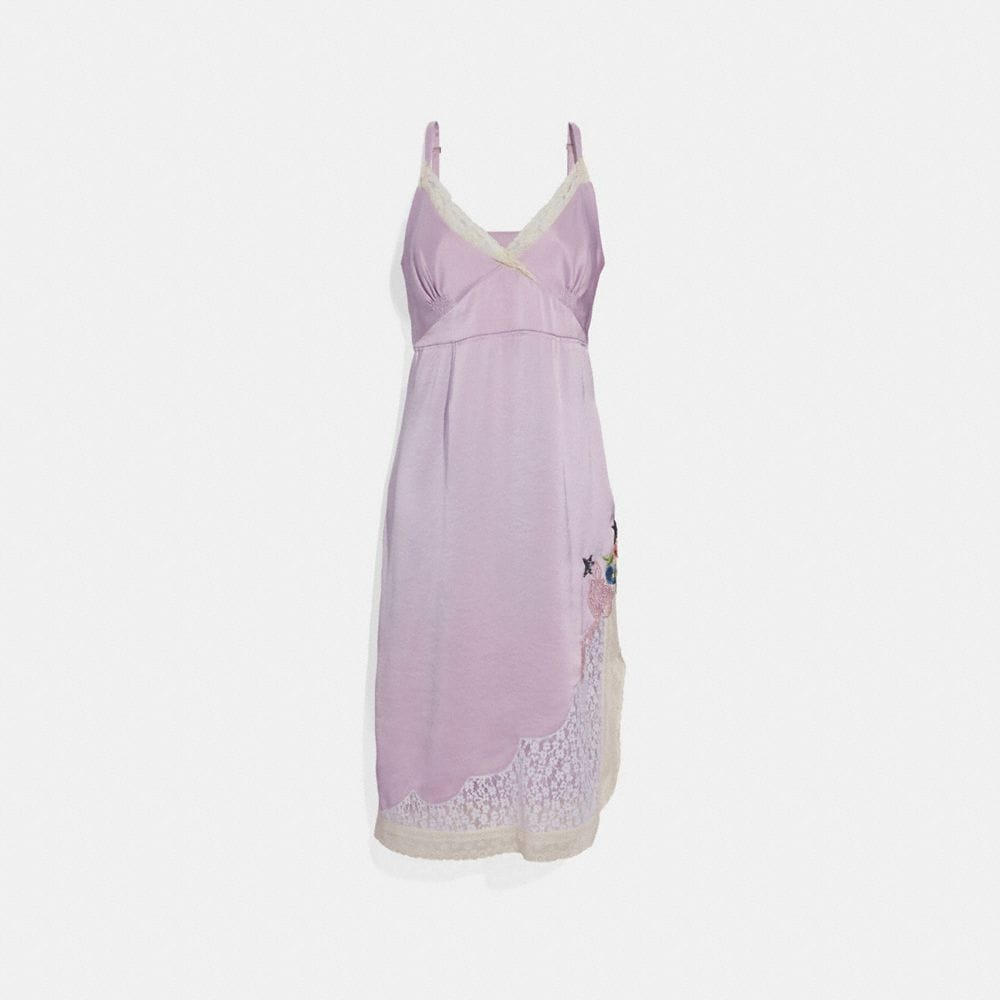 Coach Selena Slip Dress