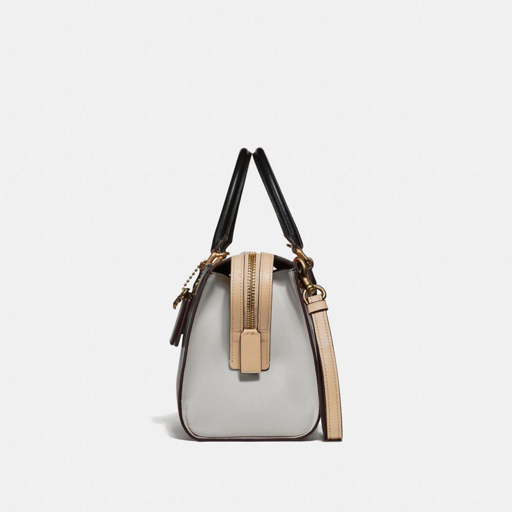 Coach Selena Bond Bag in Colorblock Alternate View 1