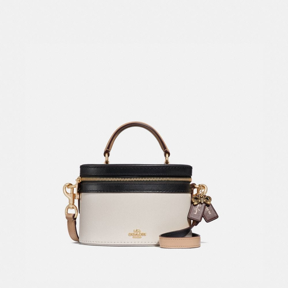 Coach Selena Trail Bag in Colorblock