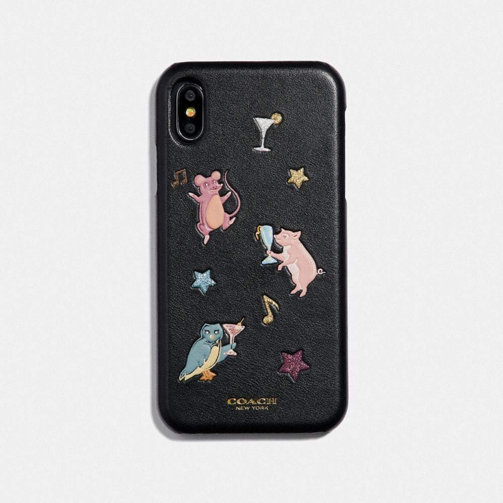 IPHONE XR CASE WITH PARTY ANIMALS PRINT