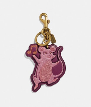 CIONDOLO DA BORSA PARTY MOUSE