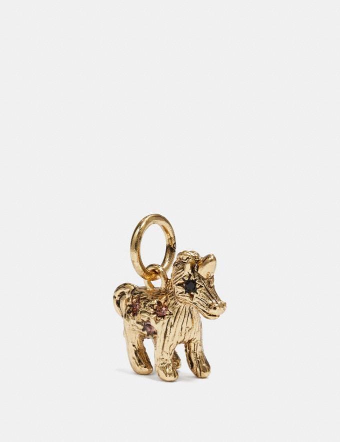 Coach Uni Charm Multi/Gold SALE 30% off Select Full-Price Styles Women's
