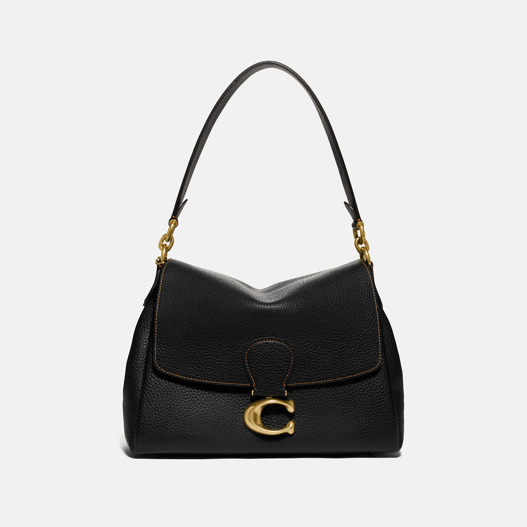Coach Leathers COACH MAY SHOULDER BAG - WOMEN'S