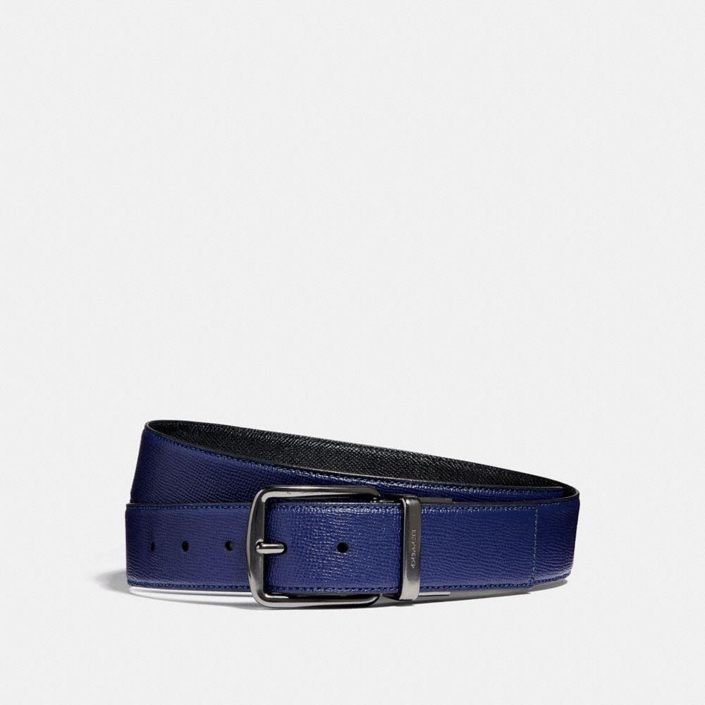 Coach Harness Cut-To-Size Reversible Belt