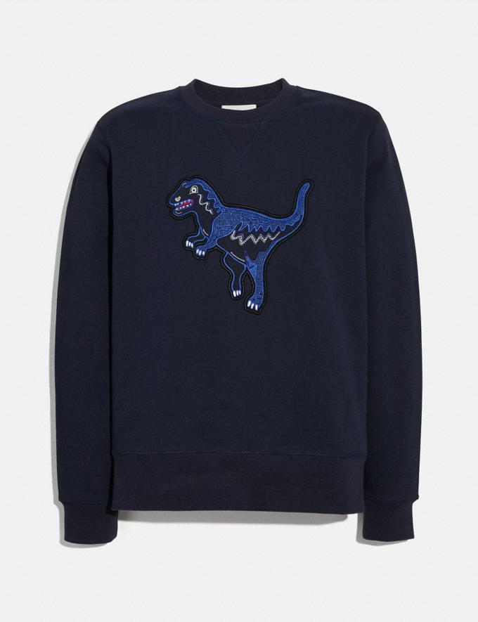 Coach Rexy Sweatshirt Navy Gifts For Him Bestsellers