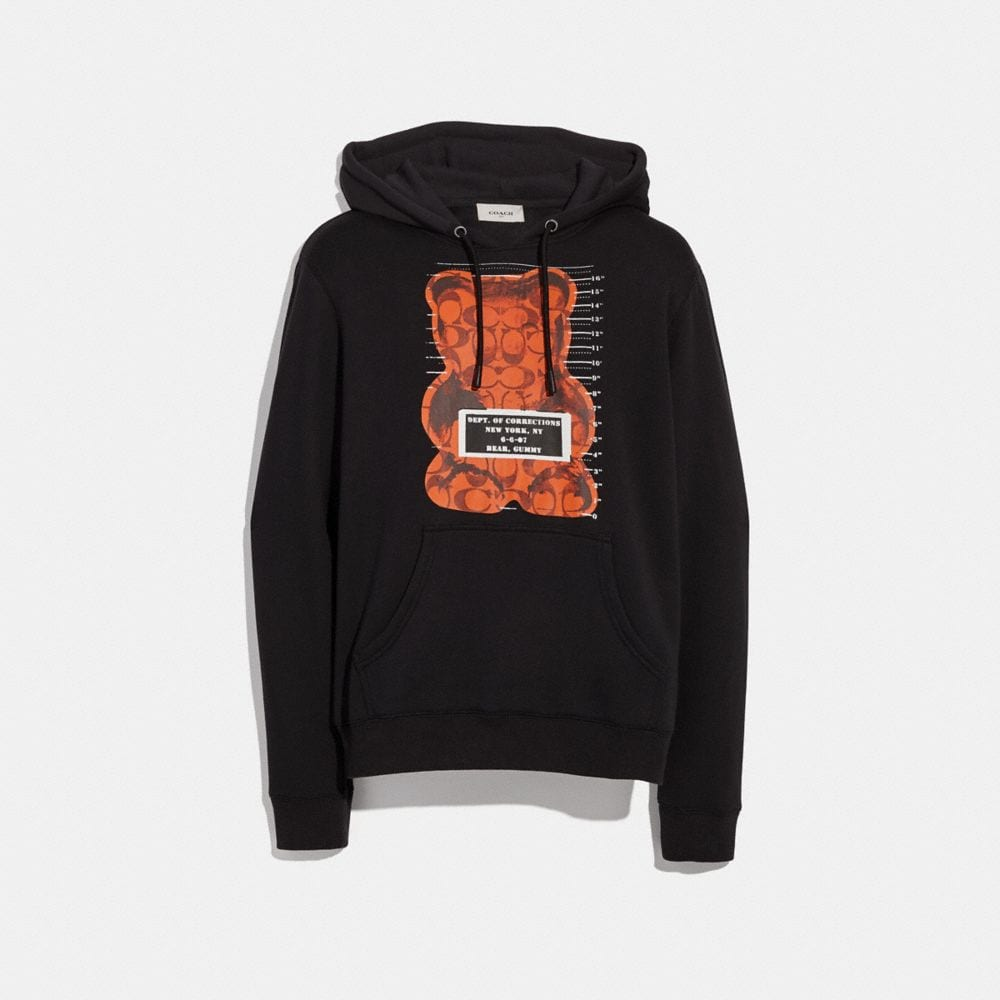 SWEAT À CAPUCHE COACH ÉDITION VANDAL GUMMY