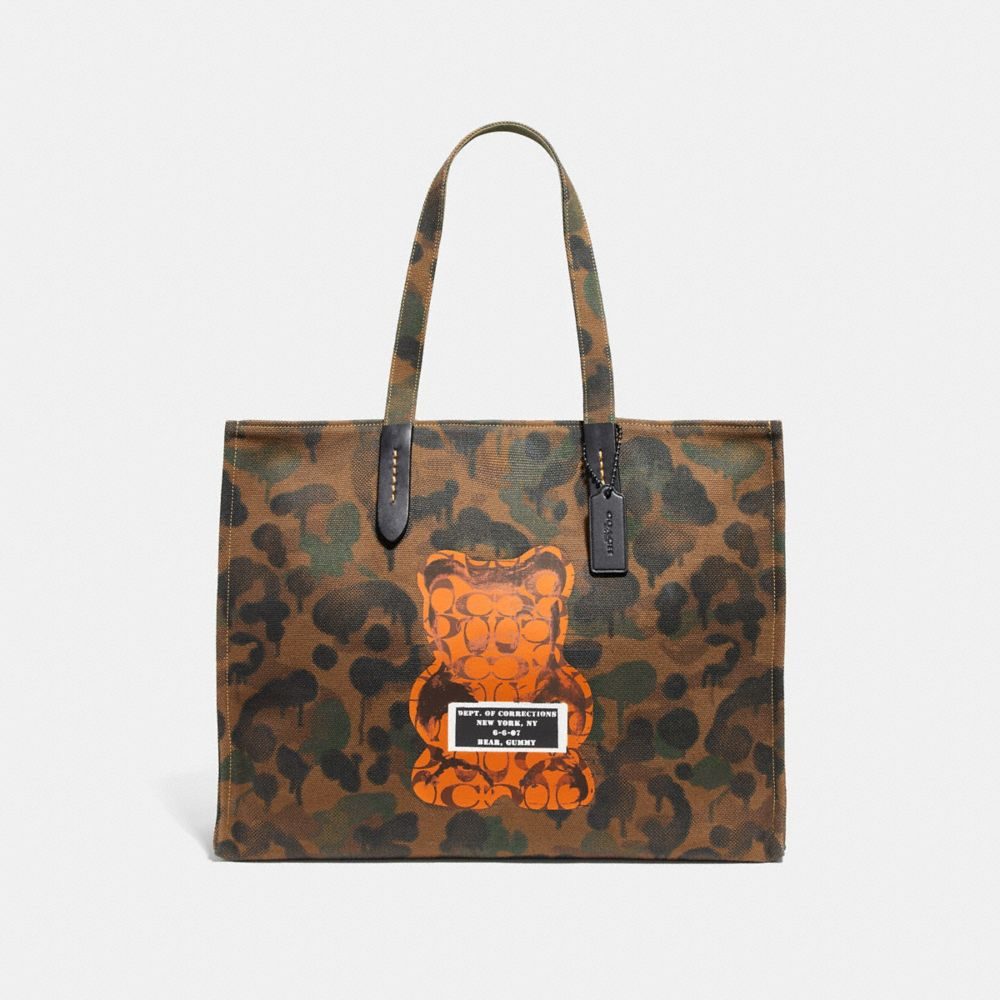 Coach Vandal Gummy Coach Edition Tote 42