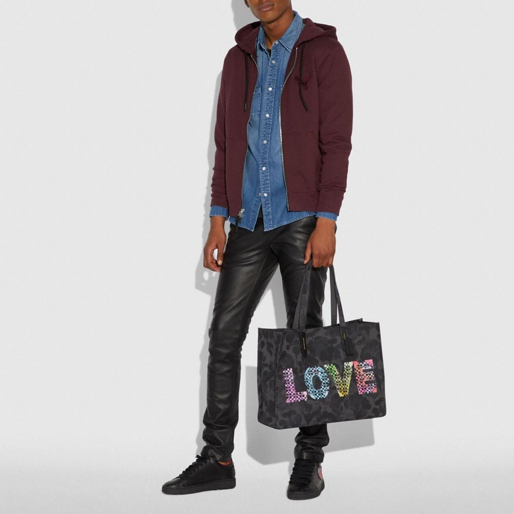 Coach Love by Jason Naylor Tote 42 Alternate View 3
